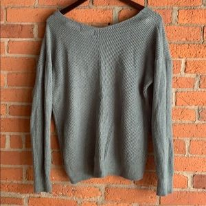 ruby moon Sweaters - Ruby moon slouchy v neck sweater